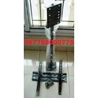 Jual Bracket tv  Ceiling Plafon  Tipe Lokal bisa pesan panjang tiang 2-3 meter