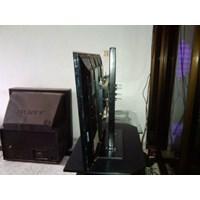 Braket tv  Desktop LCD Led Meja model Cuztom murah