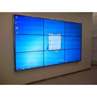 Jual INSTALASI VIDEO WALL 2x2 3x3  4x4