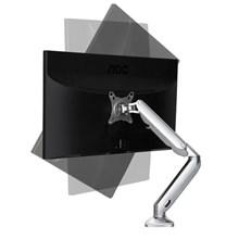 Gas-Strut Flexi Mount TV Desktop (NB F100) North Bayou Bargains