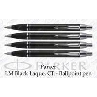 Jual Souvenir Pen Parker IM Black CT - Ballpoint Pen