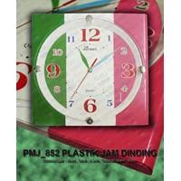 Sell SOUVENIR WALL CLOCK-PMJ _ 852 PLASTIC FACETED