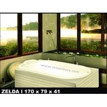 Bathtub ZELDA