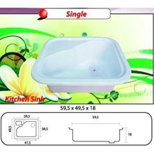 Kitchen Sink VR SINGLE