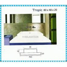 Washtafel TROPIC