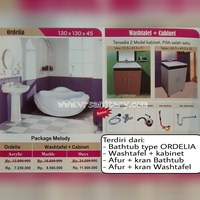 Sell Package Melody BATHTUB type ORDELIA