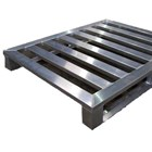 Sell Iron-Steel Pallets Pallets For Industrial Use-Logistics-Warehousing