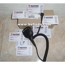 Speaker Microphone MOTOROLA PMMN4014 For Motorola Handy Talkie Gp2000 Dan Cp.1660 Dan Cp1300