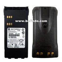 Jual Impres Smart Lithium Battery Pack MOTOROLA HNN-4003 ( Battery Untuk Ht Motorola Gp328 Dan Gp338 )