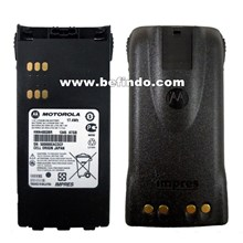 Impres Smart Lithium Battery Pack MOTOROLA HNN-4003 (Battery For Motorola Gp328 And Gp338 Ht)