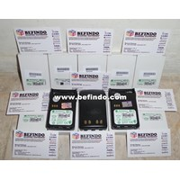 Jual Lithium Battery Pack MOTOROLA PMNN4073A ( Battery Untuk HT MOTOROLA GP328 Plus IS Dan GP 338 Plus IS )