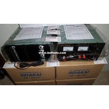 DC Regulated Power Supply DAKAI 40A ( 9 Volt - 16 Volt 40 Amper )