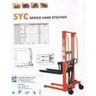 Sell MANUAL HAND STACKER