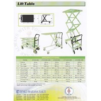 Jual LIFT TABLE OPK INTER CORPORATION