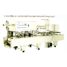 Type NMD-8 Auto Cup Filling Sealer (Big Cup)