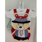Jual Setelan Baju Anak Teddy Bear