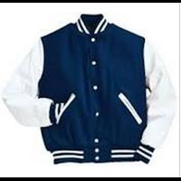 Jaket - Sweater Varsity