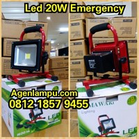 Jual Lampu Emergency LED 20W