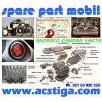 Spare Part Mobil Ex Singapore - High Pressure Cleaner - Peralatan Toko Ban