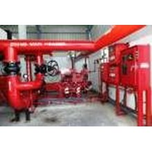 SERVICES OF INSTALLATION OF FIRE ALARM AND HYDRANT SYSTEM