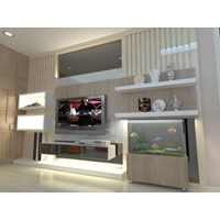 Jual Interior Desain Ruang TV