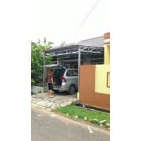 Jual Kanopi Baja Ringan Tangerang