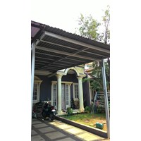 Sell Price Pairs Of Light Steel Canopy Tangerang