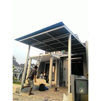 Sell Light Steel Canopy At Cikupa Tangerang