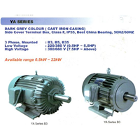 Suku Cadang Mesin Gear Yuema Motor (YA Series)