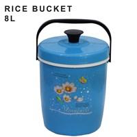 Jual Rice Bucket 8 L