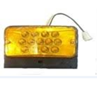 Jual LED light yellow