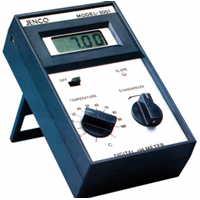 JENCO 5001 - Ph Handheld Meter With Build In Tabletop Stand And LCD Digital Display.