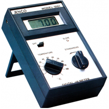 JENCO 5001 - Ph Handheld Meter With Build In Tabletop Stand And LCD Digital Display