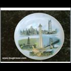 Plate Souvenir Plate Or Placard