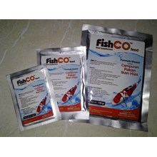 FISHCO FEED Campuran Pakan Ikan Hias