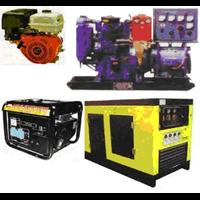 Generator - Genset ( Power Generator) YANMAR - KUBOTA - HONDA - YAMA - MOTOYAMA - MATARI - MULTI EQUIPMENT