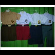 ing Batik Uniform SMA- SMP- SD