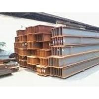 Besi Wf Ss400 150 X 75 X 5 X 7 Mm X 12 Mtr