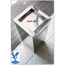 Trash Box Stainless - Dustbin - Trash Box Stainless