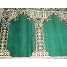 Karpet Medena Motif Pilar Hijau