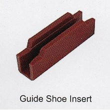 Mitsubishi Guide Shoe Insert