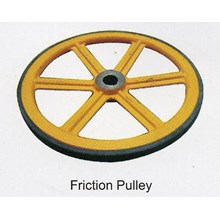 Schindler Friction Pulley