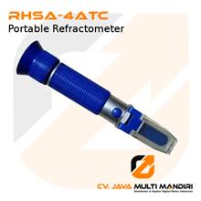 Refraktometer Ukur Kadar Garam RHSA-4ATC