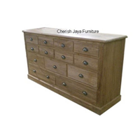 Jual SJSB 015 Classic Sideboard 13 Drawers