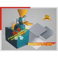 Jual Mesin Pencetak Pelet Vertikal