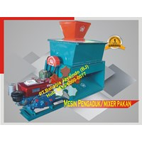 Sell Cattle Feed Mixer Machine