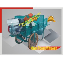 Mesin Power Winewer