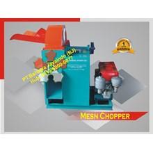 Mesin Chopper (Perajang Rumput)