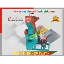 MESIN PENGHANCUR PLASTIK (PENCACAH PLASTIK)