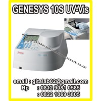 Jual Thermoscientific Genesys™ 10S Uv-Vis Spectrophotometer